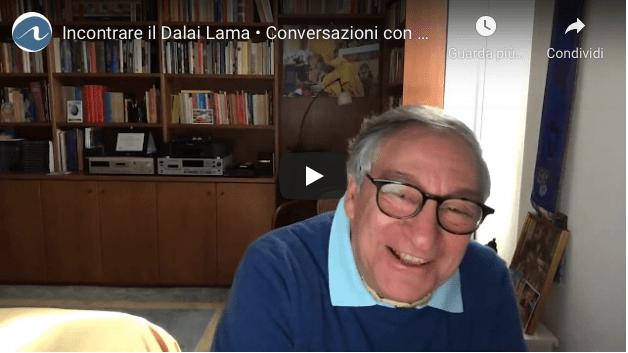 Piero Verni racconta il suo rapporto con il Dalai Lama
