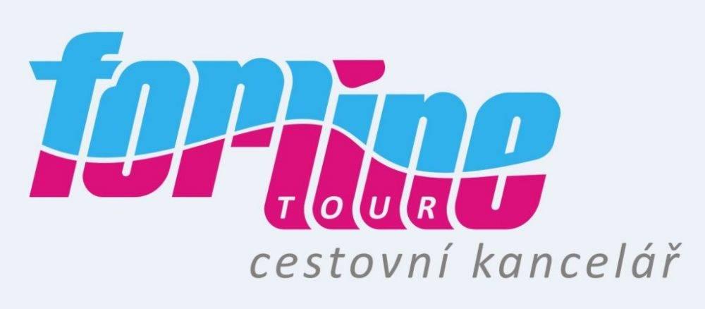 cestovní kancelář FOR-LINE Tour logo