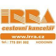 cestovní kancelář IRRA logo