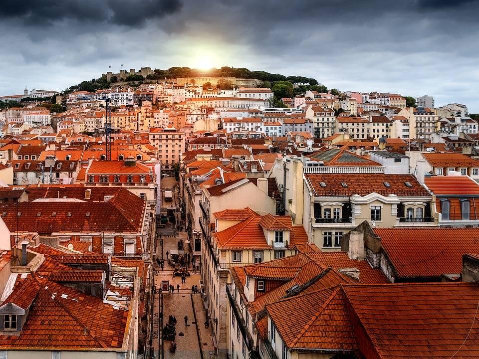 Ulice Lisabonu, Portugalsko