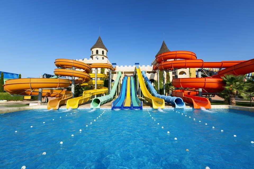 Aqua Paradise, Bulharsko