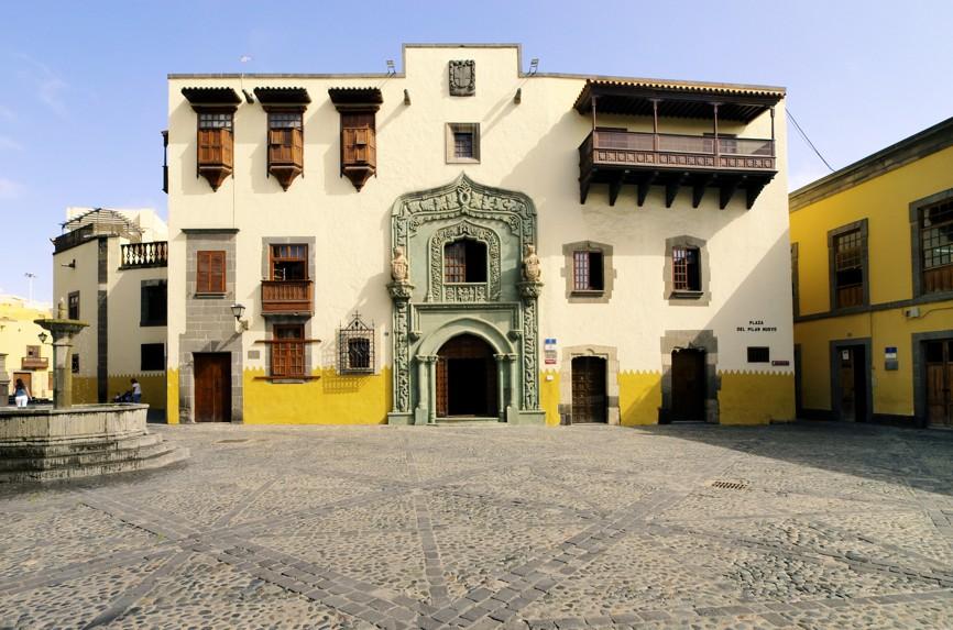 Dům Casa de Colón, Gran Canaria