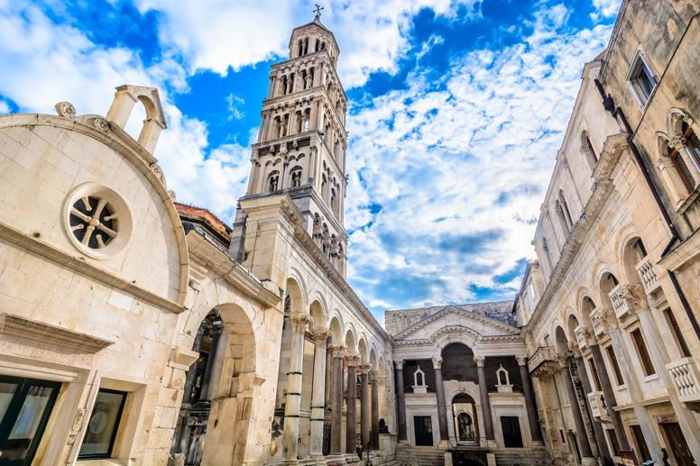 Katedrála sv. Domnia ve Splitu