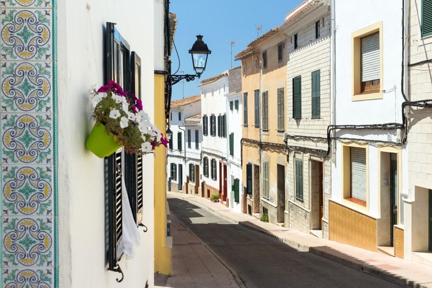 Město Alaior, Menorca
