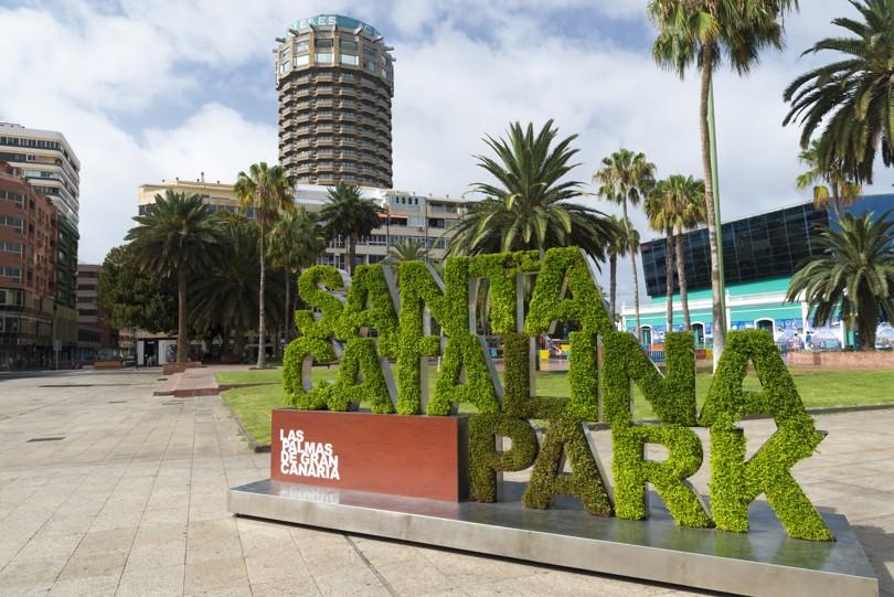 Park de Santa Catalina, Gran Canaria