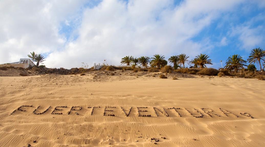 Playa de Butihondo, Fuerteventura