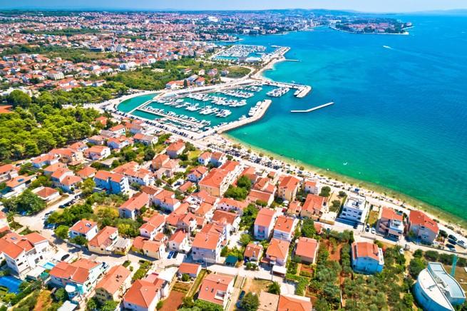 Zadar, Chorvatsko