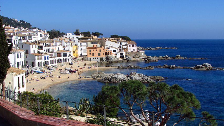 calella, španělsko