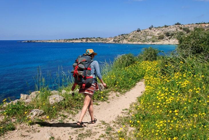 Cape Greco, Kypr
