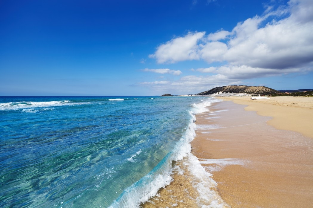 Golden Beach, Cyprus