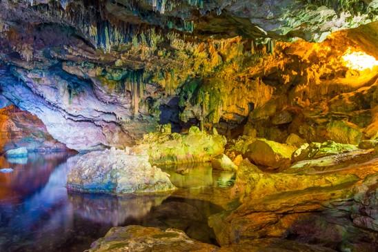 Grotte di Nettuno, Sardinie
