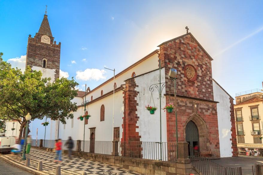 Katedrála Sé ve Funchalu, Madeira