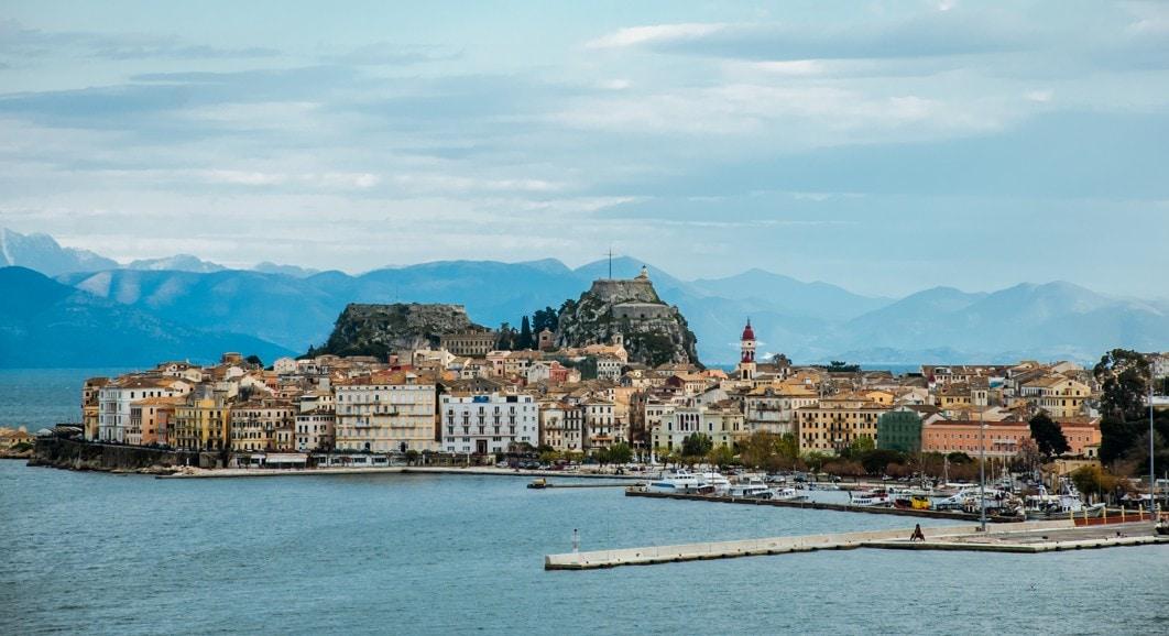 Korfu, Korfu
