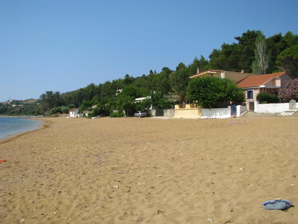 Lepeda beach Kefalonie