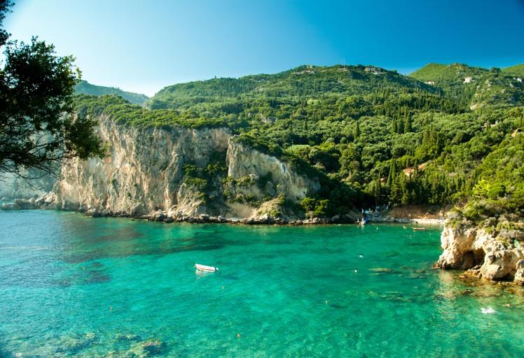 Paleokastritsa bay 2, Korfu