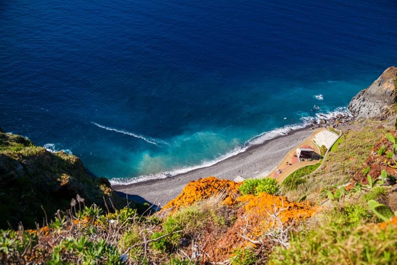 Praia de Garajau, Madeira