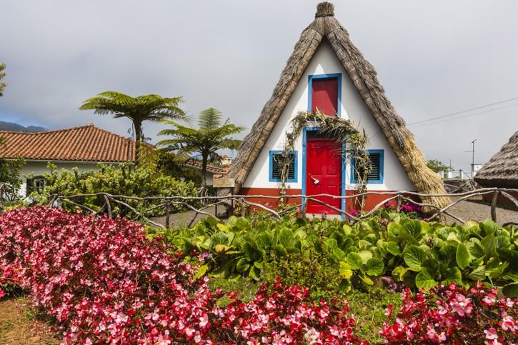 Santana , Madeira