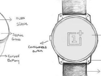 OnePlus One après le smartphone la montre OnePlus Watch 1