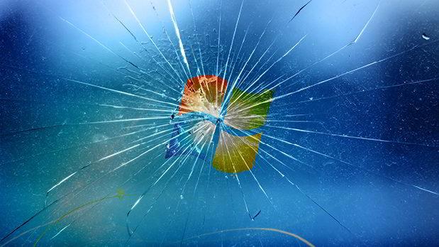 crash de windows