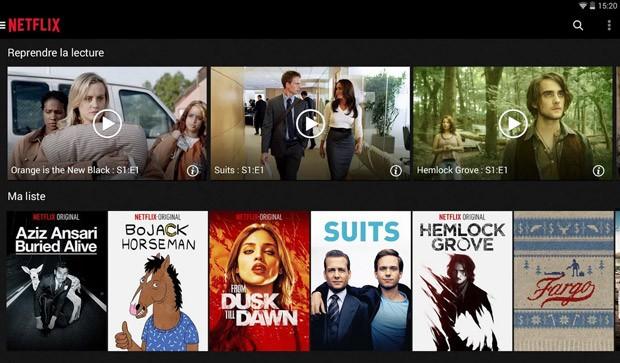 Netflix sur wii c'est possible