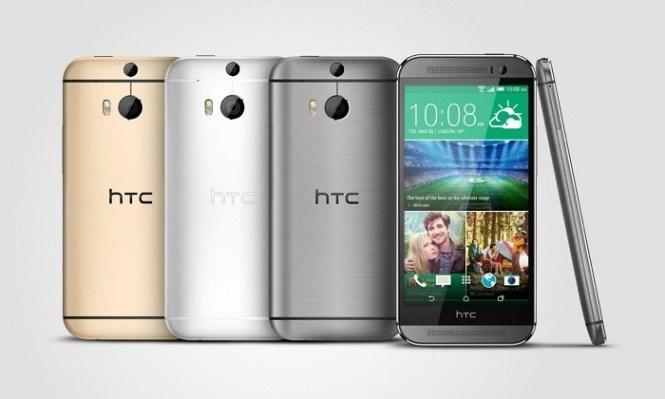 HTC One M8 prédécesseur du HTC ONe M9