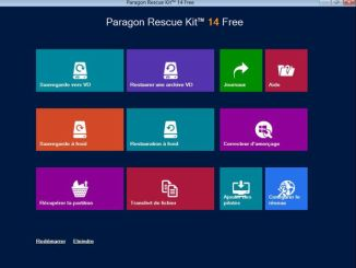 paragon rescue kit 14 free edition