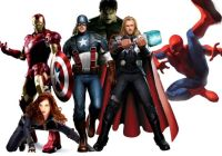spiderman rejoint les AVENGERS
