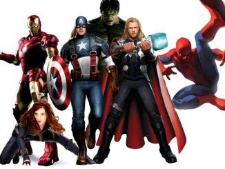 spiderman rejoint les AVENGERS