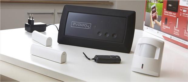 test et avis de l 39 alarme evology by myfox nalaweb. Black Bedroom Furniture Sets. Home Design Ideas