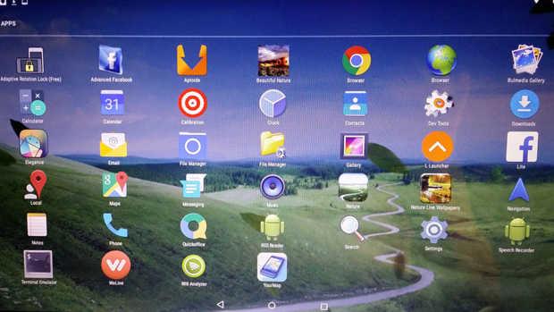 andex installer android lollipop sur un pc windows