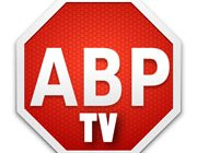 adblock plus TV logo