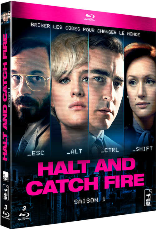 halt and catch fire saison 1 bluray