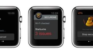 Avast secureMe apple watch ios ipad iphone