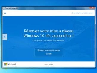 obtenir windows 10