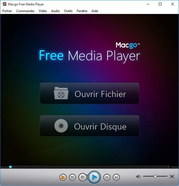 macgo free media player un lecteur vid o pour mac et pc nalaweb. Black Bedroom Furniture Sets. Home Design Ideas