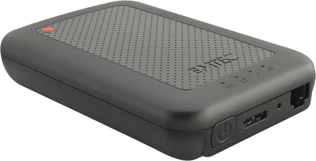 Wifi HDD P700 de EMTEC