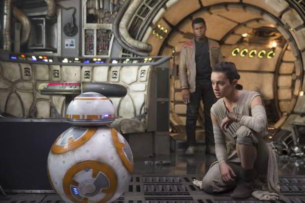 Star Wars episode 7 the force awaken
