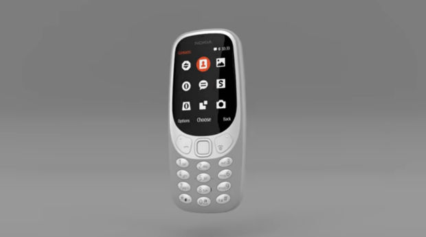 noki 3310 version 2017 grey