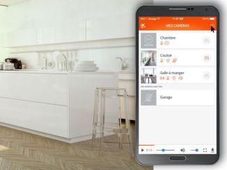 application mobile kiwatch