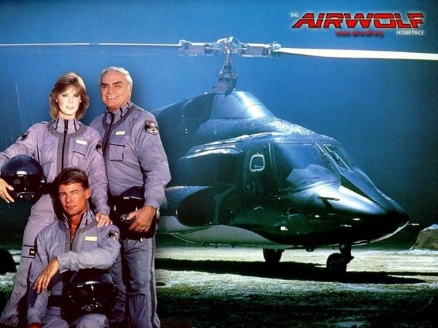 supercopter le film