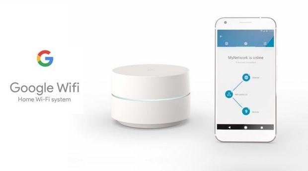 Routeur Google WiFi