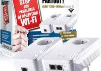 dLan 1200+ Wifi ac Starter Kit CPL
