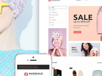 Thème PrestaShop on TemplateMonster