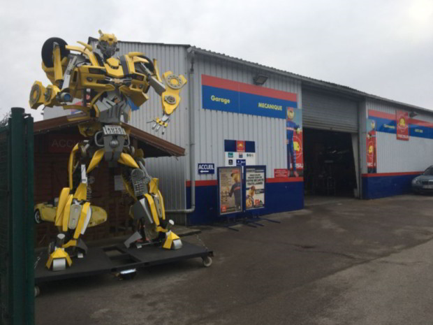 bumblebee transformers auto3000