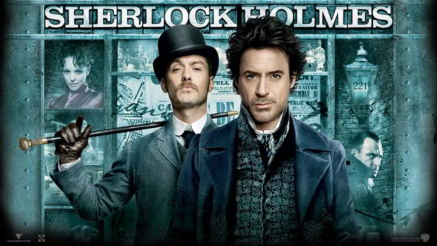 Sherlock Holmes 3 Robert Downey Jr Jude Law Warner Bros