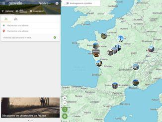 geovelo application mobile gps bike velo