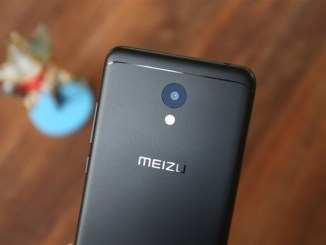 Meizu M6 Black back