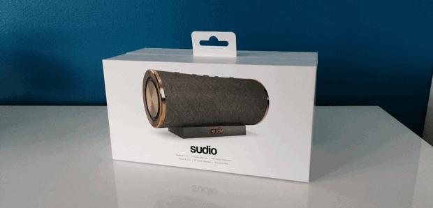 SUDIO FEMTIO packaging
