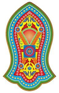 Blessed Sandal Design