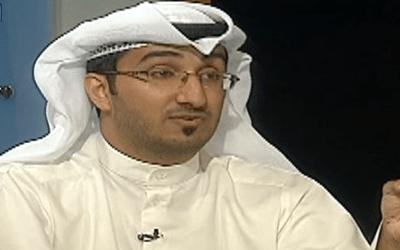 لقاء جريدة الحصيلة مع الكاتب والناشط السياسي نواف فهد البدر 8-6-2011